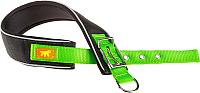 Ошейник Ferplast Daytona Comfort CF40/45 (зеленый) -
