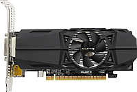 Видеокарта Gigabyte GeForce GTX 1050 Low Profile 2GB GDDR5 (GV-N1050-2GL) -