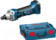 Профессиональная прямая шлифмашина Bosch GGS 18 V-LI Professional (0.601.9B5.303) -