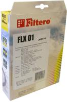Комплект пылесборников для пылесоса Filtero Экстра FLX 01 (4шт) -