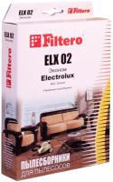 Комплект пылесборников для пылесоса Filtero Эконом ELX 02 (4шт) -