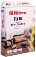 Комплект пылесборников для пылесоса Filtero Эконом FLY 02 (4шт) -
