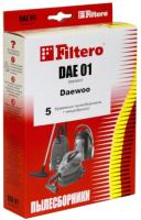 Комплект пылесборников для пылесоса Filtero Standard DAE 01 (5шт) -