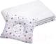 Комплект постельный детский Bambola 233 (молочный) -