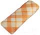 Плед Belezza Бриз 120x150 (оранжевый) -