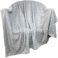 Плед Belezza Lovett 150x200 (серый) -