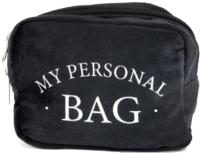 Косметичка Ad Trend 60696i2 My personal Bag (черный) -