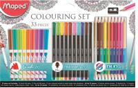 Набор для рисования Maped Graph Pep's Coloring Set / 897417 -