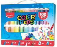 Набор для рисования Maped Color'Peps Kit / 907003 -