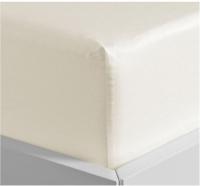 Простыня Belezza 035 160x200x20 (молочный) -
