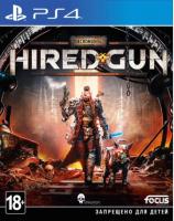 Игра для игровой консоли Sony PlayStation 4 Necromunda: Hired Gun -