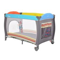 Кровать-манеж Pituso Granada Puppy / P612 (серый) -
