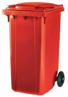 Контейнер для мусора Ese 240л (красный) -