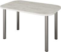 Обеденный стол Senira Р-001-02 (сосна монрепо/хром) -