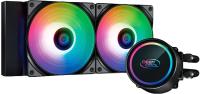 Кулер для процессора Deepcool GammaXX L240 A-RGB (DP-H12CF-GL240-ARGB) -