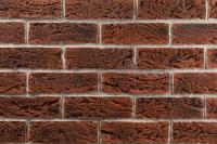 Декоративный камень Petra Клинкерный кирпич 17П3 (красное дерево) -