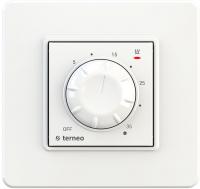 Терморегулятор для теплого пола Terneo Rol (белый) -