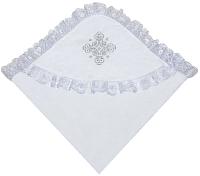 Набор для крещения Осьминожка Уголок (серебряная вышивка) -