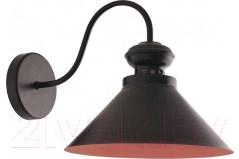 Купить Бра Vesta Light, Loft 17371 (черный), Украина