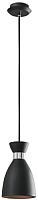 Потолочный светильник Vesta Light Cute 55071-1 (черный) -
