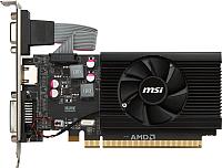 Видеокарта MSI R7 240 2GD3 64b LP -