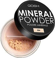 Пудра рассыпчатая GOSH Copenhagen Mineral Powder 04 Natural (8г) -