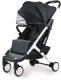 Детская прогулочная коляска LaBaby Yoya Plus (черный) -