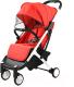 Детская прогулочная коляска LaBaby Yoya Plus (красный) -