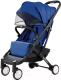 Детская прогулочная коляска LaBaby Yoya Plus (синий) -