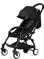 Детская прогулочная коляска LaBaby Yoya (черный) -