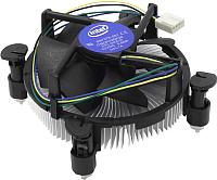 Кулер для процессора Intel Original s1150/s1155/s1156 Al+Cu 105W -