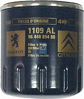 Масляный фильтр Peugeot/Citroen 1109AL -