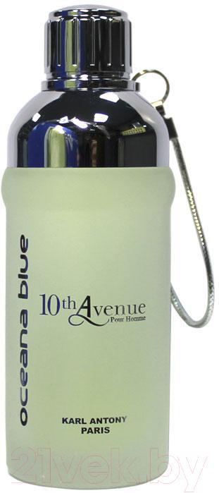 Купить Туалетная вода Jean Jacques Vivier, 10th Avenue Oceana Blue (100мл), Франция, 10th Avenue (Jean Jacques Vivier)