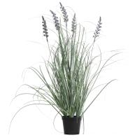 Искусственное растение Merry Bear Микс трава-лаванда / KD4010-60-22 -