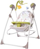Качели для новорожденных Carrello Nanny CRL-0005 (Brown Fox) -