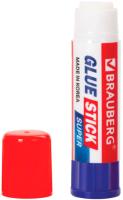Клей-карандаш Brauberg Super / 229540 -