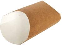 Набор коробок упаковочных для еды Krafteco Eco Fry M (50шт) -
