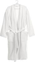 Халат для бани Samsara Home М17648-0 (р.48/170-176, белый) -