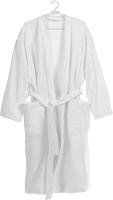 Халат для бани Samsara Home М17650-0 (р.50/170-176, белый) -