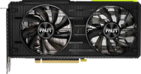 Видеокарта Palit GeForce RTX 3060Ti Dual V1 8GB (NE6306T019P2-190AD) -