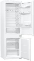 Встраиваемый холодильник Korting KSI 17860 CFL -