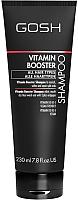 Шампунь для волос GOSH Copenhagen Vitamin Booster Shampoo (230мл) -