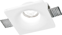 Точечный светильник Arte Lamp Invisible A9110PL-1WH -