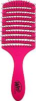Расческа Wet Brush Flexdry Pink для быстрой сушки -
