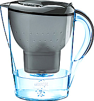 Фильтр питьевой воды Brita Marella XL (графит + 2 картриджа) -