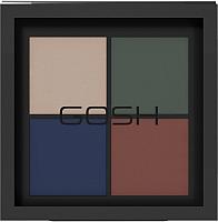 Палетка теней для век GOSH Copenhagen Eye Xpression 003 Urban Nature (10г) -