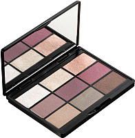Палетка теней для век GOSH Copenhagen Eye Shadow 9 Shades 001 To Enjoy in New York -