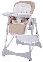 Стульчик для кормления Happy Baby William (бежевый) -