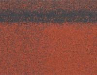 Черепица коньково-карнизная Технониколь Красный (упаковка) -