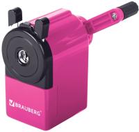 Точилка Brauberg Jet / 229568 (розовый) -